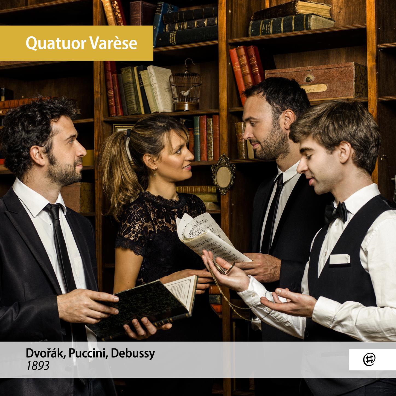 1893 - Quatuor Varèse