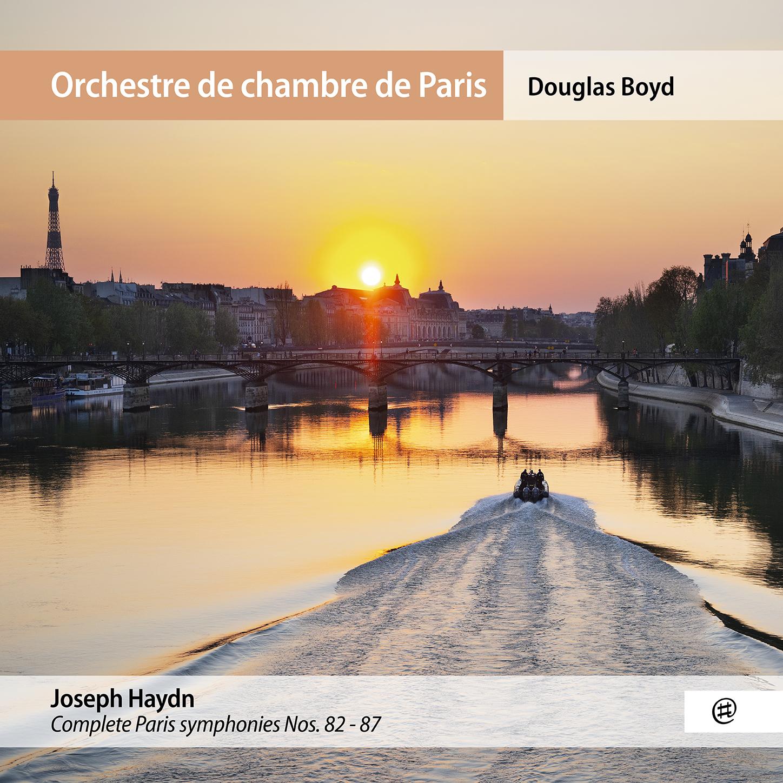 Haydn   Symphonies parisiennes - Orchestre de chambre de Paris, Douglas Boyd