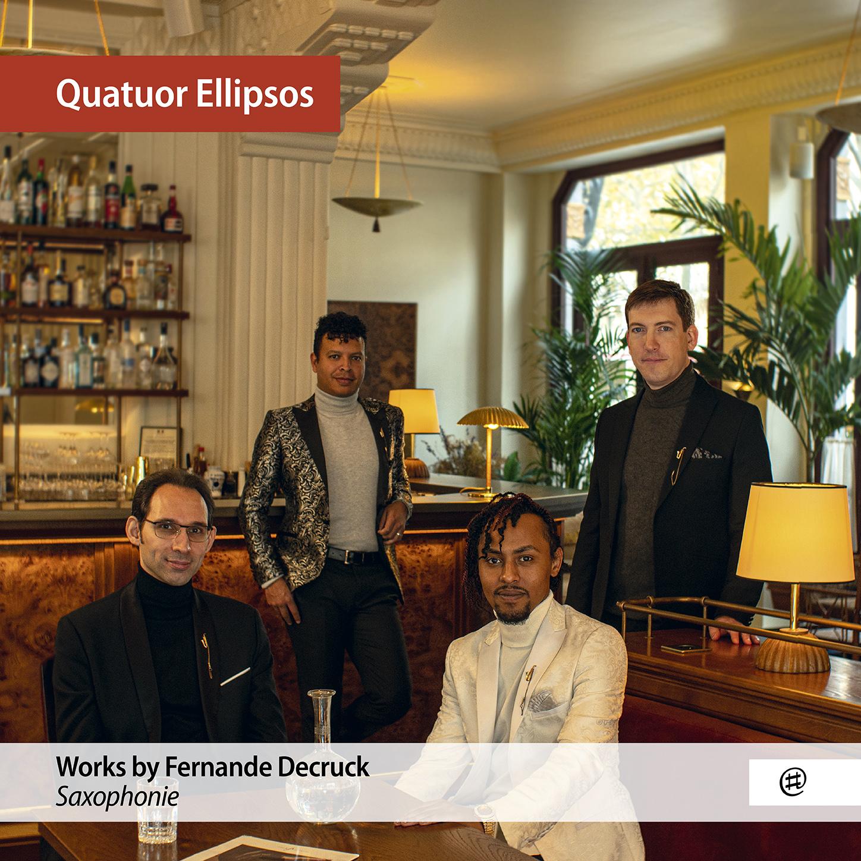 Saxophonie - Quatuor Ellipsos