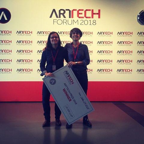 NoMadMusic remporte le Art Tech Prize 2018 à Genève !