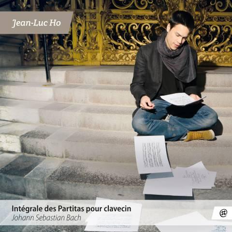 Intégrale des Partitas pour clavecin  - Jean-Luc Ho