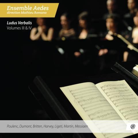 Ludus Verbalis Vol. III & IV - Ensemble Aedes