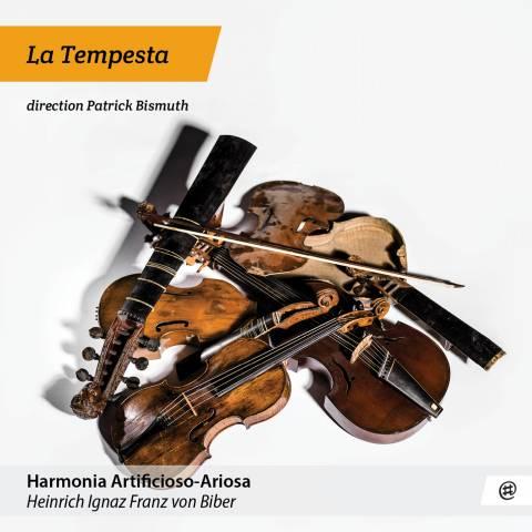 Harmonia Artificioso-Ariosa - La Tempesta