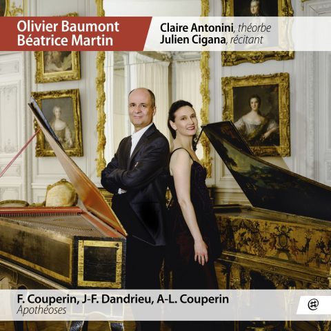 Apothéoses - Olivier Baumont, Béatrice Martin, Claire Antonini, Julien Cigana