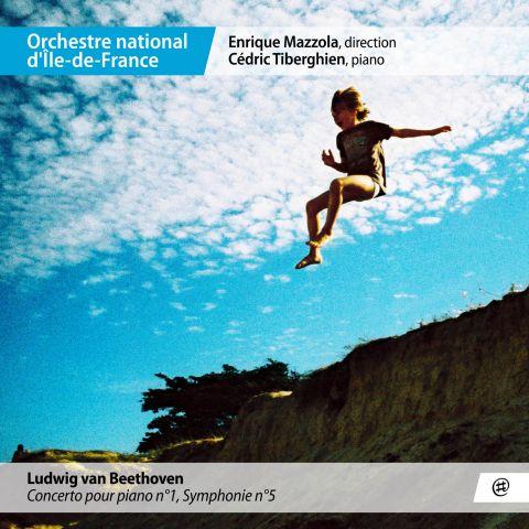Beethoven | Concerto pour piano n°1 & Symphonie n°5 - Cédric Tiberghien, Orchestre national d'Île-de-France, Enrique Mazzola