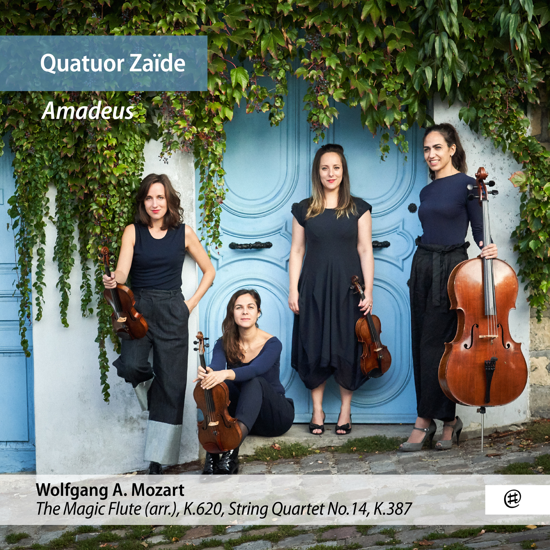 Amadeus - Quatuor Zaïde