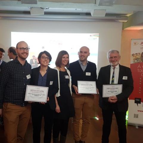 Lauréat du Prix Audiens de l'Initative numérique Culture, communication & médias !