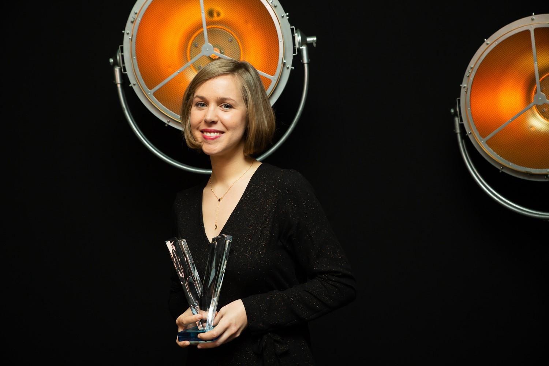 Camille Pépin sacrée aux Victoires de la musique classique 2020 !