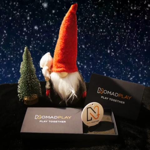 Offrez NomadPlay à Noël !